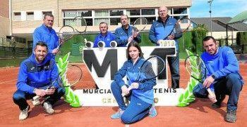 tennis murcia spanish course