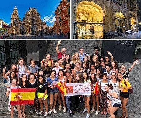 activity programme spanish school spain