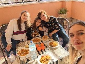 spanish course au pair murcia
