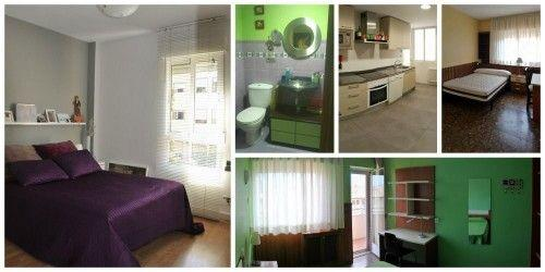 student room accommodation murcia